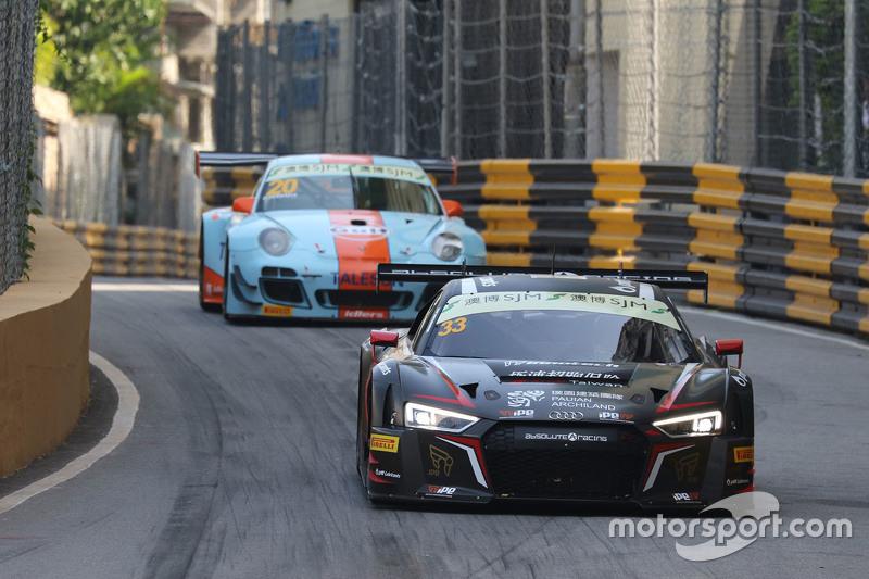 Lee Yung Te, Jeffrey, Absolute Racing Audi R8 LMS