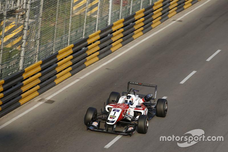 Felix Rosenqvist, Prema Powerteam, Dallara Mercedes-Benz