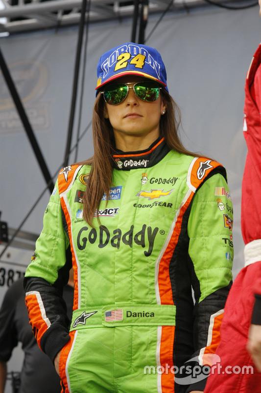 Danica Patrick (Stewart/Haas-Chevrolet)
