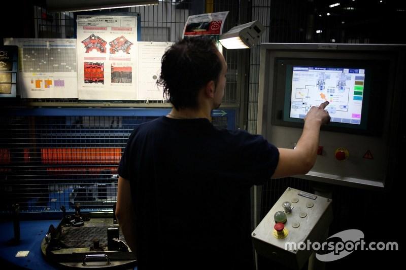 Mecachrome: Motorenproduktion
