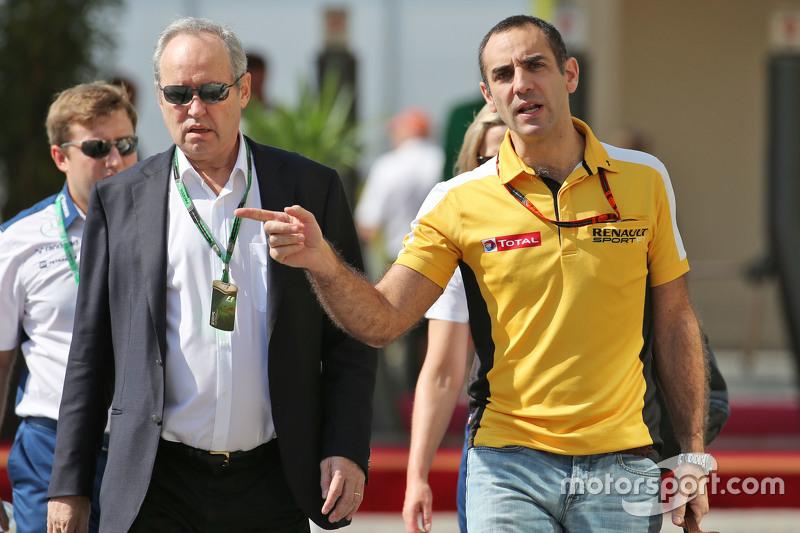 Cyril Abiteboul, Renault Sport F1, Geschäftsführer