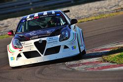 Pengetesan Alfa Romeo Giulietta TCR