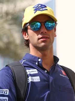Фелипе Наср, Sauber F1 Team
