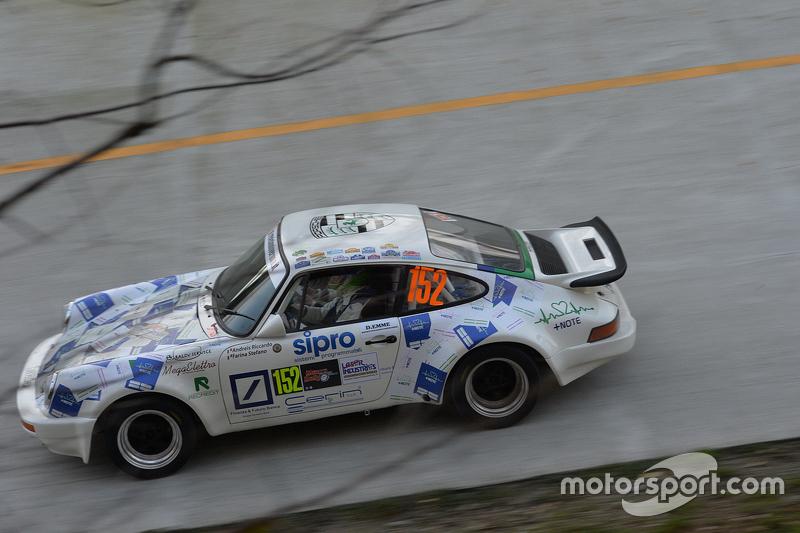Riccardo Andreis and Stefano Farina, Porsche 911RS