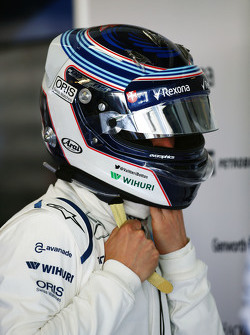 Валттери Боттас, Williams