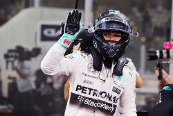 Обладатель поула - Нико Росберг, Mercedes AMG F1 Team