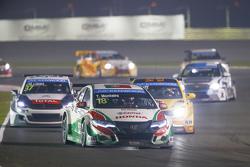 Тьягу Монтейру, Honda Civic WTCC, Honda Racing Team JAS