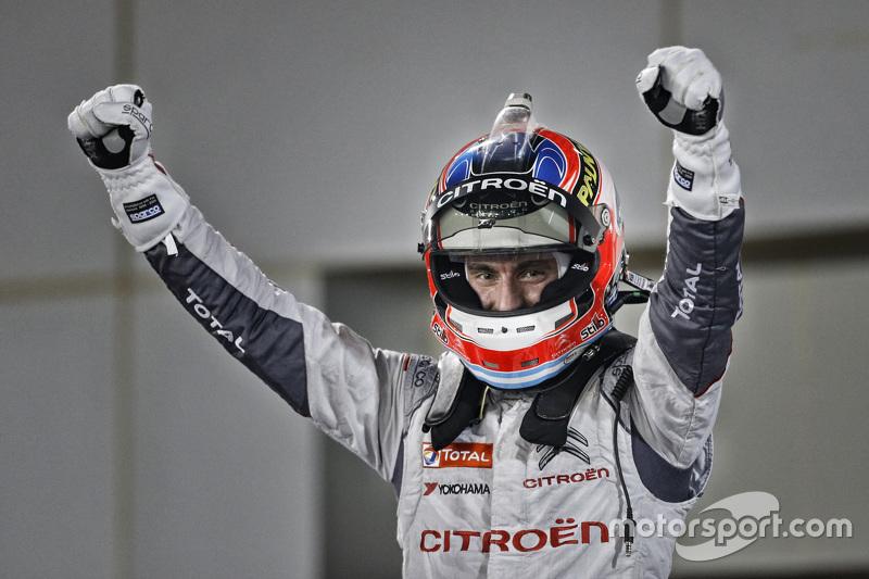 1. Jose Maria Lopez, Citroën C-Elysée WTCC, Citroën World Touring Car Team