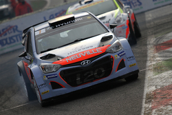 Thierry Neuville y Julien Vial, Hyundai i20