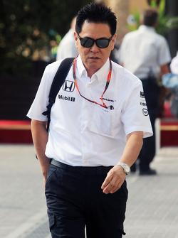 Yasuhisa Arai, Honda Motorsport