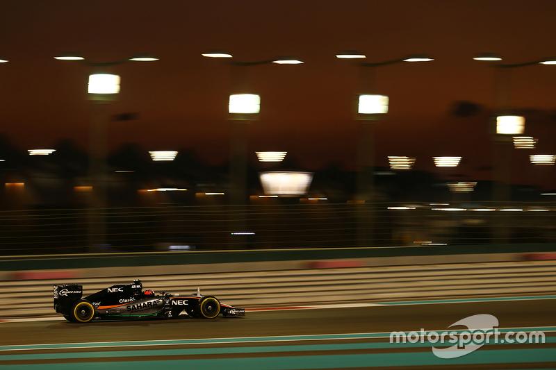 Ніко Хюлкенберг, Sahara Force India F1 VJM08