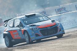 Thierry Neuville e Julien Vial, Hyundai i20