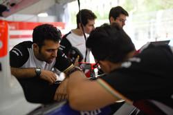 Vinit Patel, Mahindra Racing Головний інженер