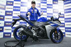 Jorge Lorenzo, Yamaha Factory Racing con le Yamaha YZF-R3