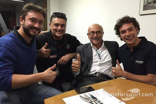 Roberto Rolfo firma con il Team Factory Vamag