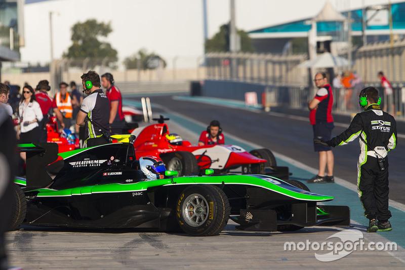 Ralph Boschung, Status Grand Prix