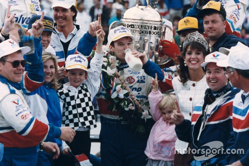 1992 - Al Unser Jr.