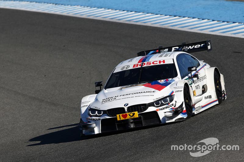 Луїс Делетраз, BMW M4 DTM