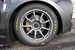 Chevrolet Callaway Corvette C.7R test