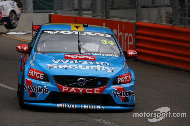 David Wall, Garry Rogers Motorsport, Volvo