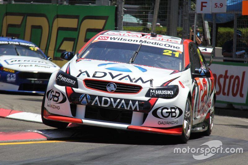 Dale Wood, Brad Jones Racing, Holden