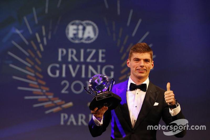 Макс Ферстаппен, Scuderia Toro Rosso новачок року