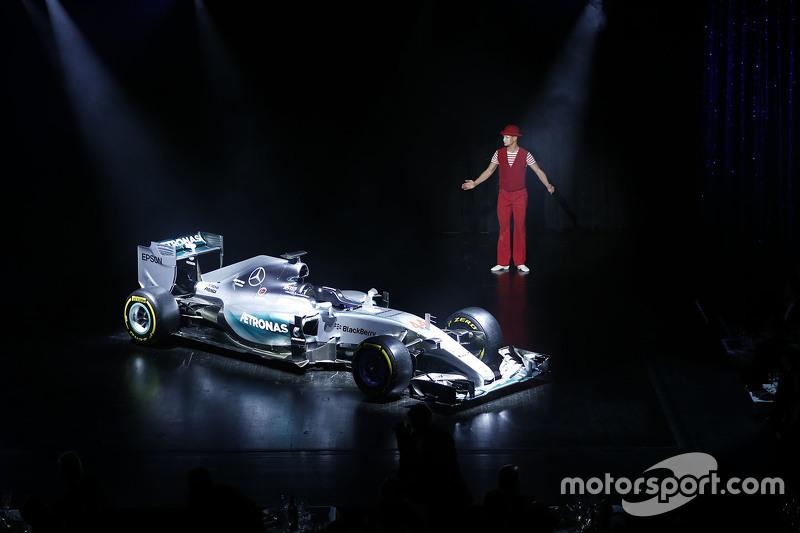 Mercedes AMG F1 W06