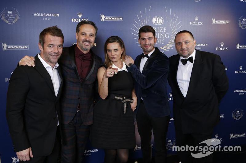 Себастьян Лёб, Citroën World Touring Car team, Хосе-Мария Лопес, Citroën World Touring Car team, Ив Маттон и Иван Мюллер, Citroën World Touring Car team