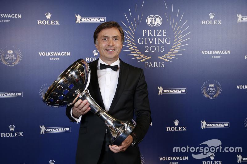 Jost Capito, Geschäftsführer Volkswagen Motorsport