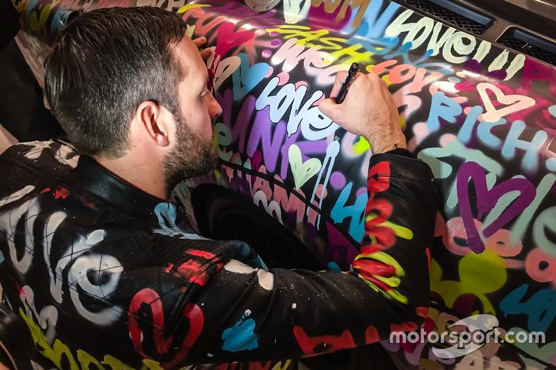 Ben Levy und der Ferrari F430