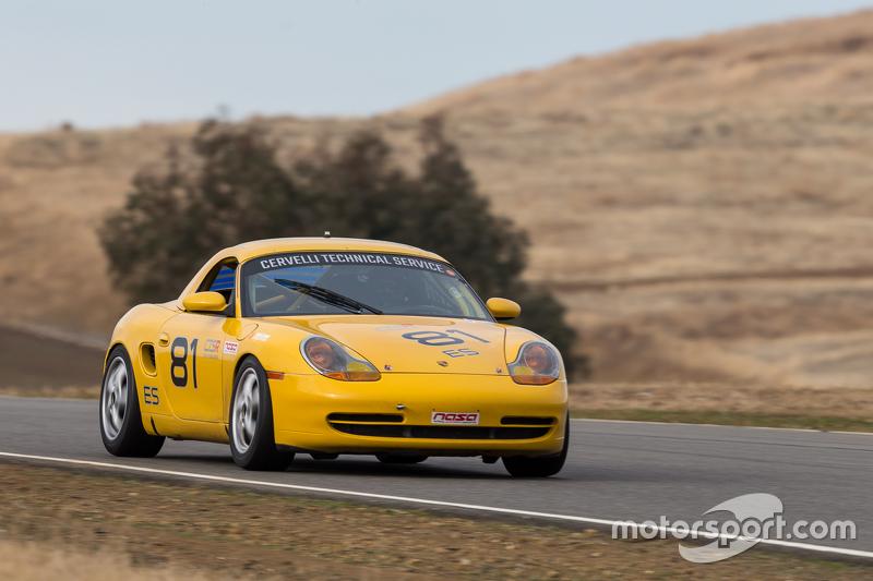 #81 Cervelli Technical Service, Porsche Boxster