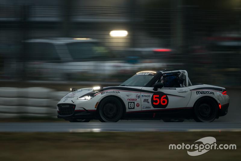 #56 Mazda USA, Mazda MX-5