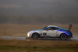 #44 Valkyrie Autosport Nissan 350Z: Brian Lock, Giles Powell, Mark White, Mark Busalacchi, Annand Sharma