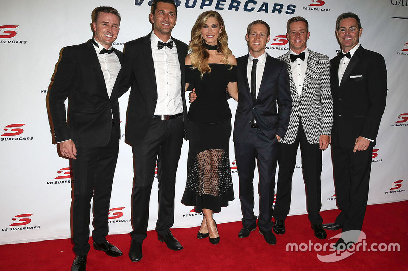 Марк Вінтерботтом, Prodrive Racing Australia Ford, Фабіан Култхард, Brad Jones Racing Holden, Крейг