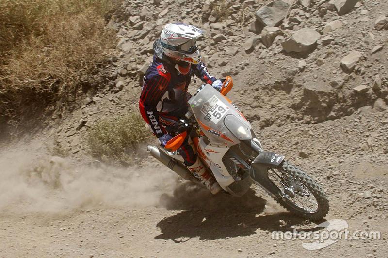 #59 KTM: CS Santosh
