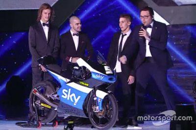 Presentación 2016 Sky Racing Team VR46