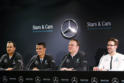 Gary Paffett, Pascal Wehrlein, Ulrich Fritz, Maximilian Götz