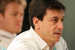 Toto Wolff, Mercedes AMG F1 aandeelhouder en directeur