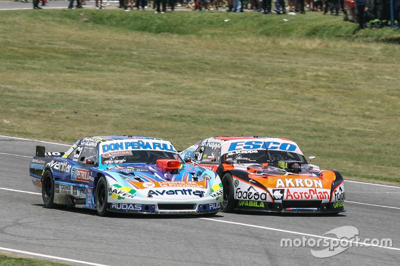 Мартін Понте, Nero53 Racing Dodge, Гільєрмо Ортеллі, JP Racing Chevrolet