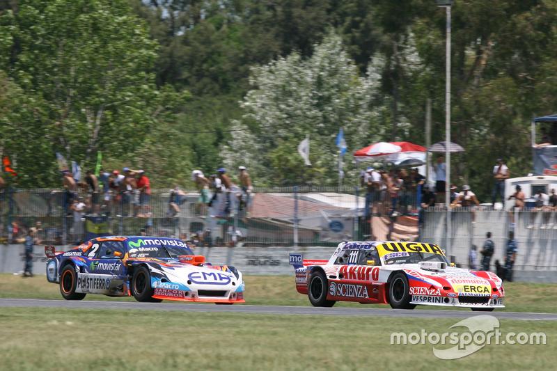 Juan Manuel Silva, Catalan Magni Motorsport Ford, Christian Ledesma, Jet Racing Chevrolet