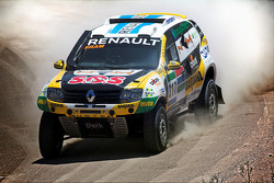 Présentation de l'équipe Renault Duster