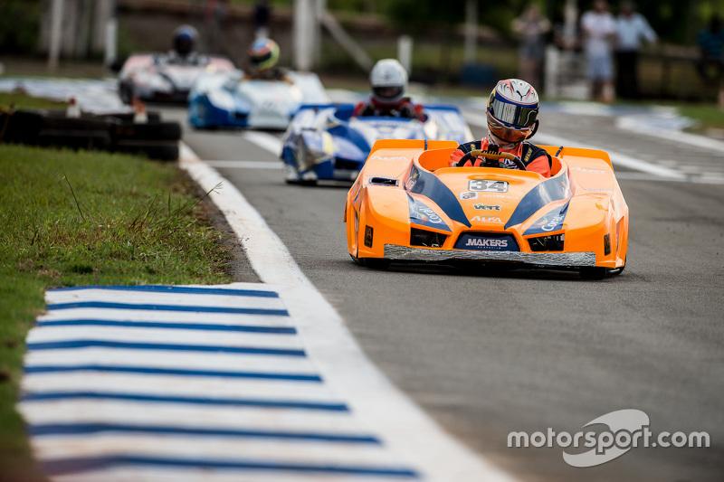 #34 NA Racing: Bruno Cunha, Flavio Lisboa, Dennys Martins, Fabio Konrad, Jeann Morlo, Vinicius Ponce
