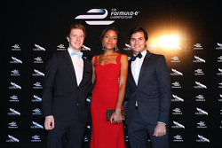 Oliver Turvey e Nelson Piquet Jr.