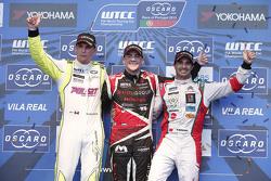 Hugo Valente, Campos Racing, Norbert Michelisz, Zengo Motorsport and Mehdi Bennani, Sébastien Loeb R