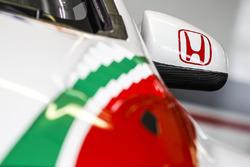 Деталь машины Honda Civic WTCC, Honda Racing Team JAS