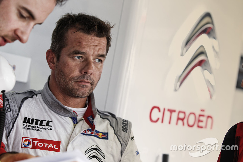 Sébastien Loeb, Citroën C-Elysee WTCC, Citroën World Touring Car team
