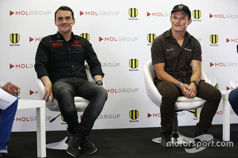 Норберт Міцеліс, Honda Civic WTCC, Zengo Motorsport та Stefan Svitko