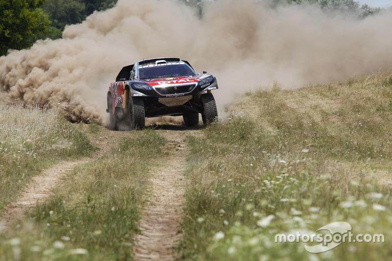 #314 Peugeot : Sébastien Loeb, Daniel Elena