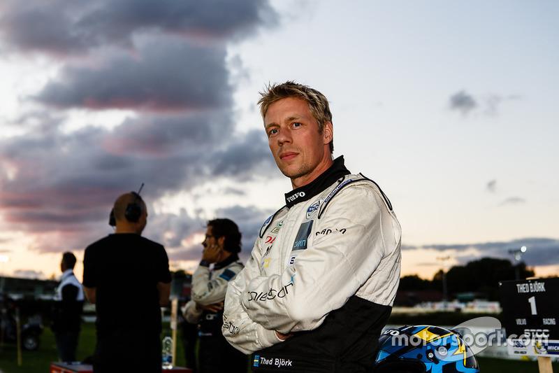 12.泰德·比约克——STCC斯堪的纳维亚房车锦标赛 沃尔沃极星车队 年度冠军(5胜)