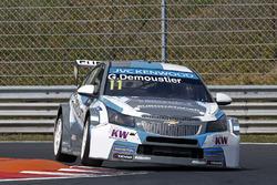 Грегорі Демустьє, Chevrolet RML Cruze TC1, Craft Bamboo